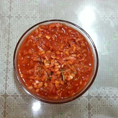 韩国白萝卜小菜