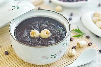 陈皮莲子红豆沙
