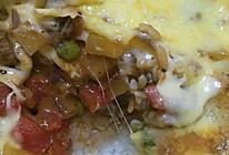 番茄牛肉焗饭的做法