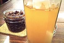 红枣枸杞姜茶的做法