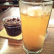 红枣枸杞姜茶