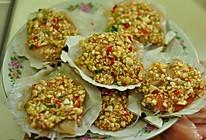 拉歌蒂尼菜谱:蒜蓉粉丝蒸扇贝的做法