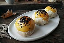蛋黄酥#年味十足的中式面点#的做法