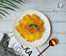 #冰箱剩余食材大改造#百香果果冻的做法