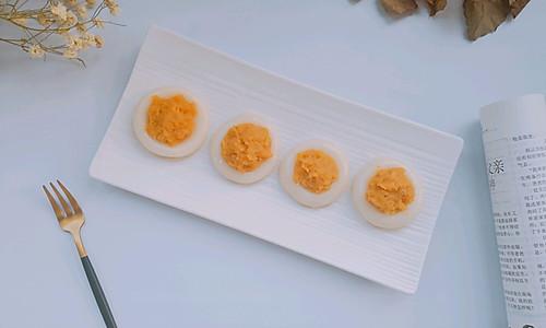 红薯糯米丸子的做法