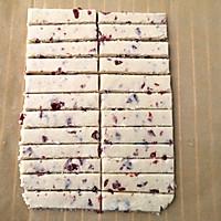 蔓越莓酸奶条的做法图解8