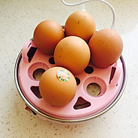 蛋黄萌小鸡沙拉#丘比轻食厨艺大赛#的做法图解1