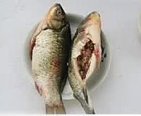荷包鲫鱼的做法图解2