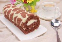 长颈鹿蛋糕卷的做法