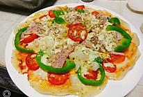 墨西哥创意披萨的做法