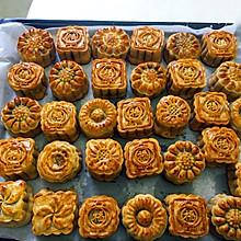 广式豆沙蛋黄月饼50g