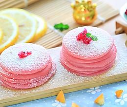 火龙果松饼的做法