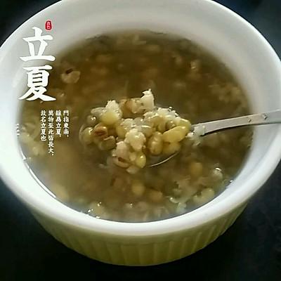 绿豆汤*绿豆棒冰