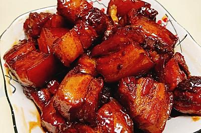 黄磊版本帮红烧肉