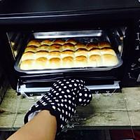 牛奶小面包(无油)的做法图解13