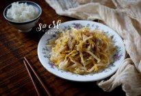 酸菜炒土豆肉丝的做法