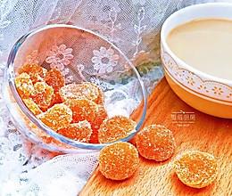 百香果QQ糖的做法