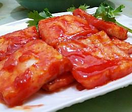 番茄奶芙的做法