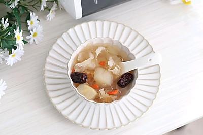 小吊梨汤,秋风滋补润燥小甜汤