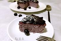 蓝莓芝士蛋糕 #洁柔食刻,纸为下厨房#的做法