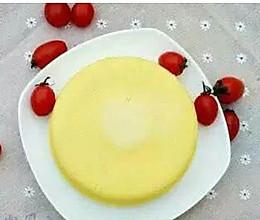 酸奶蛋糕(蒸锅版)的做法