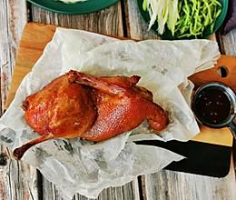 #秋天怎么吃# 自制烤鸭的做法
