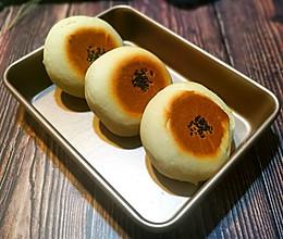 #换着花样吃早餐#日式国民面包--红豆包的做法
