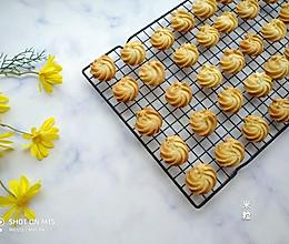 安佳淡奶油曲奇饼干的做法