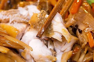 【五柳枝魚】一種古老的魚香味,真正有魚哦!