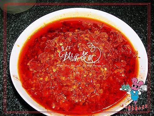 糍粑辣椒的做法