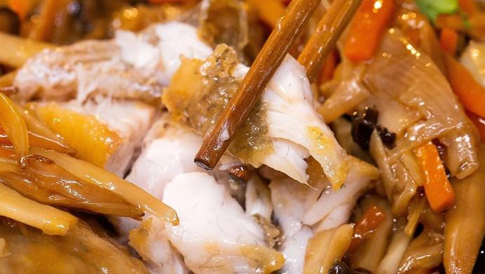 【五柳枝鱼】一种古老的鱼香味,真正有鱼哦!