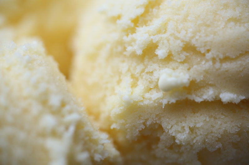 曼步厨房 - 意式香草冰激凌