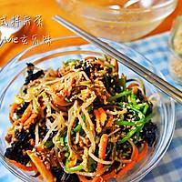 韩式拌杂菜--美味凉菜(1)的做法图解11