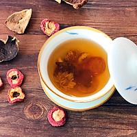 山楂陈皮菊花茶-减肥茶疗的做法图解7