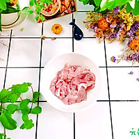 #全电厨王料理挑战赛热力开战!#撩胃~麻辣水煮肉片的做法图解2