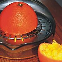 糖渍橙皮的做法图解1