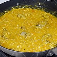 南瓜口蘑咸燕麦粥的做法图解9