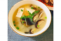 超简单暖心汤品—日式味增汤的做法