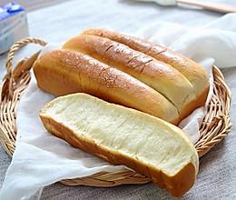 【奶酪牛奶排包】超软棉排包为你补补钙的做法