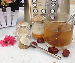 【小阳食尚学院】—红枣姜糖茶的做法