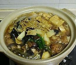 砂锅炖菜的做法