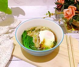 雪菜卧蛋面#520,美食撩动TA的心!#的做法