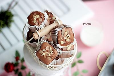 香橙巧克力小蛋糕---教你巧用天然香料,会有意想不到的效果