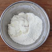 淡奶油司康的做法图解3