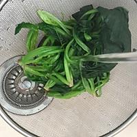 快手凉拌菜系列-凉拌菠菜的做法图解5