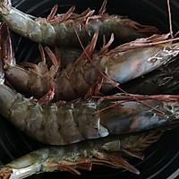 焅大虾#一人一道拿手菜#的做法图解1