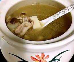 砂锅排骨汤的做法