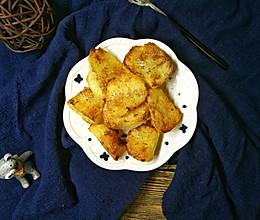 摇出来的,奶油脆皮烤土豆的做法