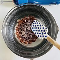 东菱无线打蛋器-空气巧克力的做法图解3