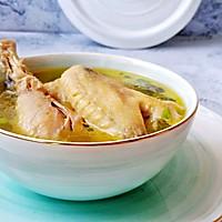 #父亲节,给老爸做道菜#香菇土鸡汤的做法图解10